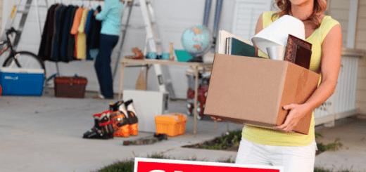 venda garagem economia