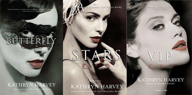 Trilogia Butterfly - Kathryn Harvey