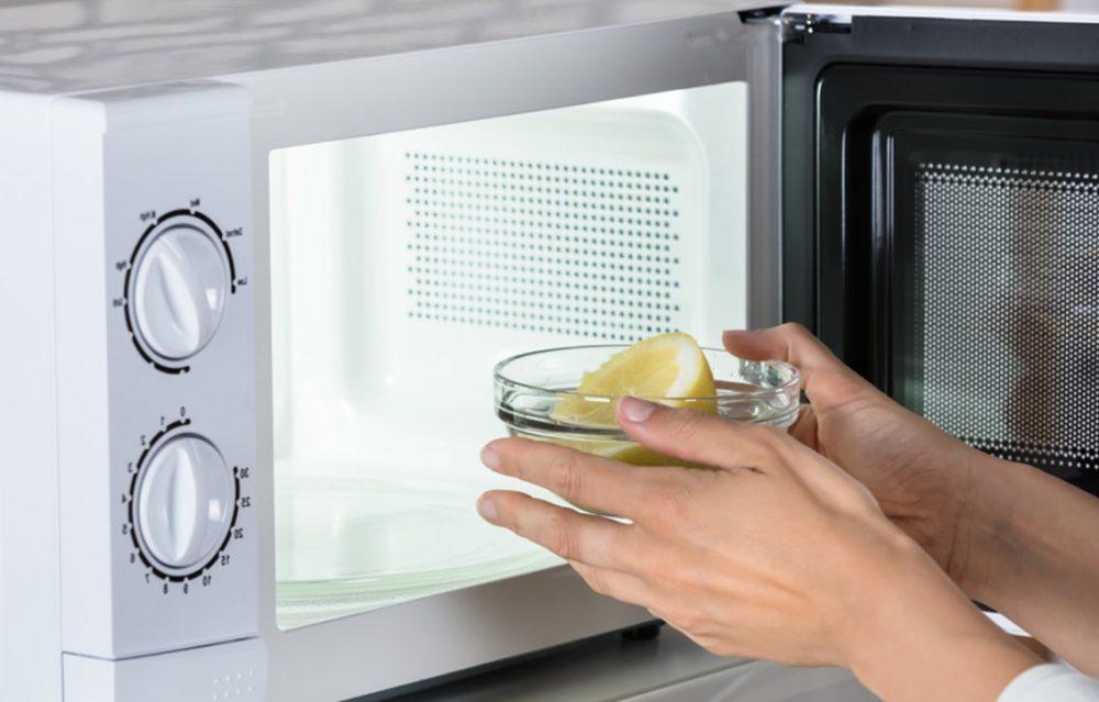 Como usar o microondas