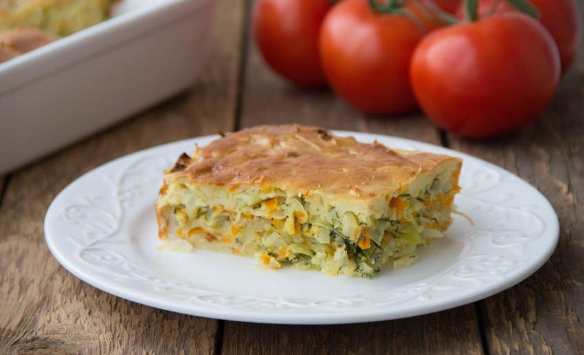 Torta de repolho: conheça uma receita deliciosa e light!