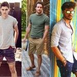 Moda Verão Masculina: 5 itens para o seu look.