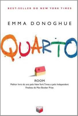 Livro Quarto - Emma Donoghue