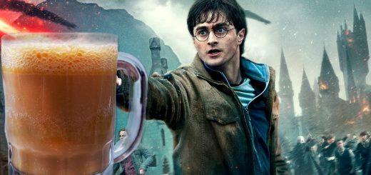 harry potter cerveja amanteigada