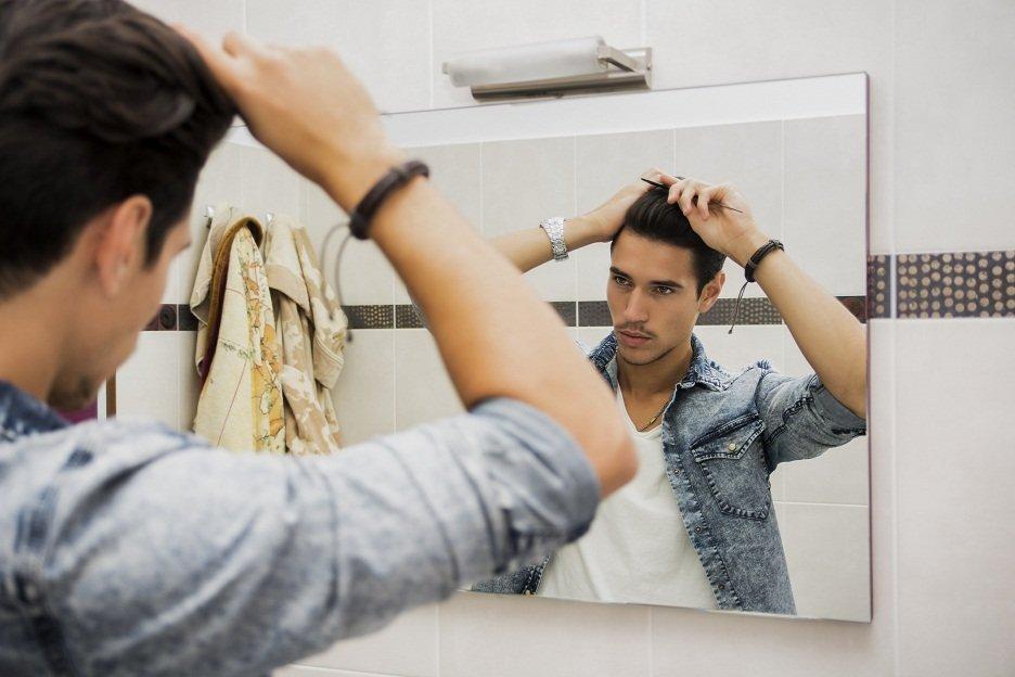 Como usar pomada de cabelo
