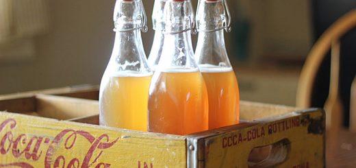 Como fazer refrigerante caseiro