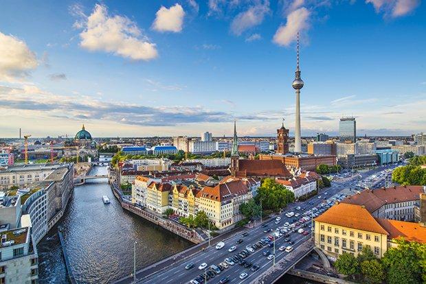 10 Dicas de Lugares Para Viajar Sozinho - Berlim
