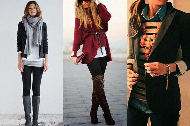 Como se vestir bem no inverno