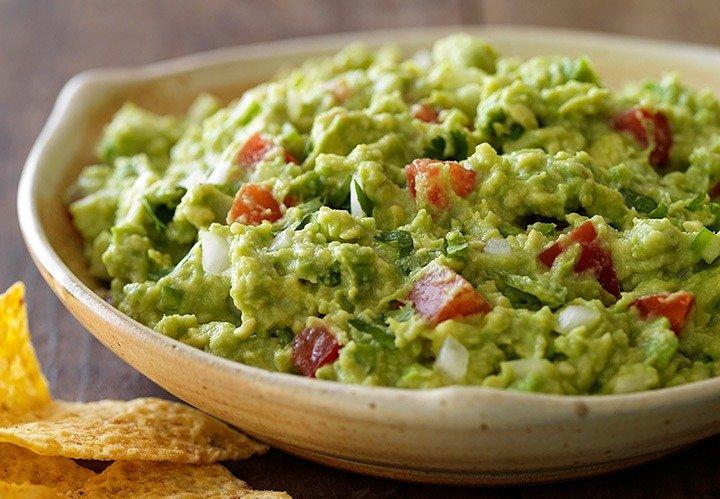 Receita de Guacamole: fácil e deliciosa