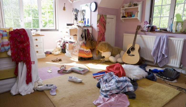 Como manter a casa arrumada