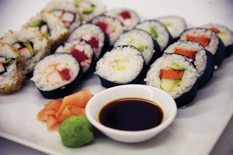 sushi inchado