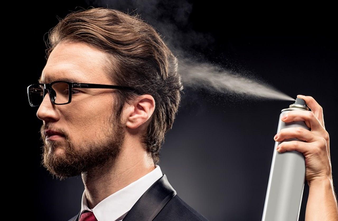 Como escolher spray fixador masculino