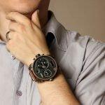 Diesel, a Marca de Relógio que todo solteiro precisa Ter