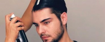 spray cabelo masculino