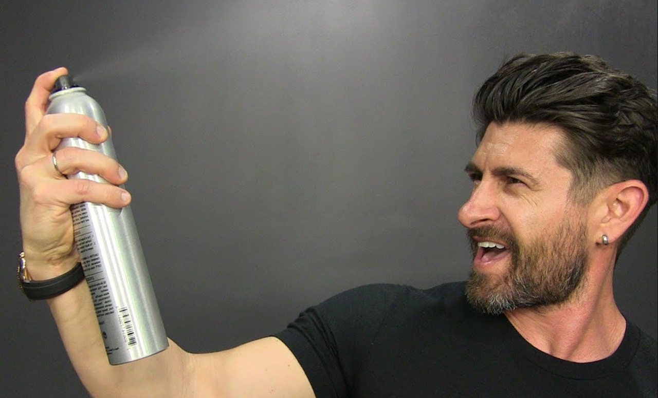 Spray Fixador Masculino: como escolher?