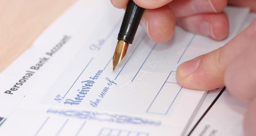 Uso de cheque
