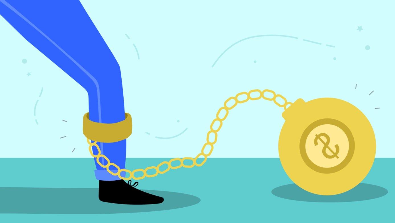 Saindo das dívidas