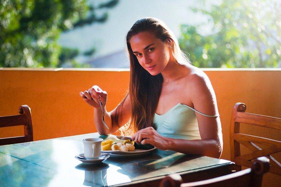 Comida com pouco carboidratos