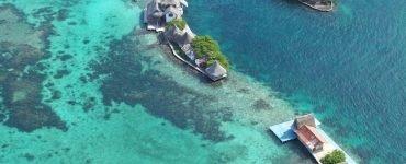 ilhas rosario cartagena