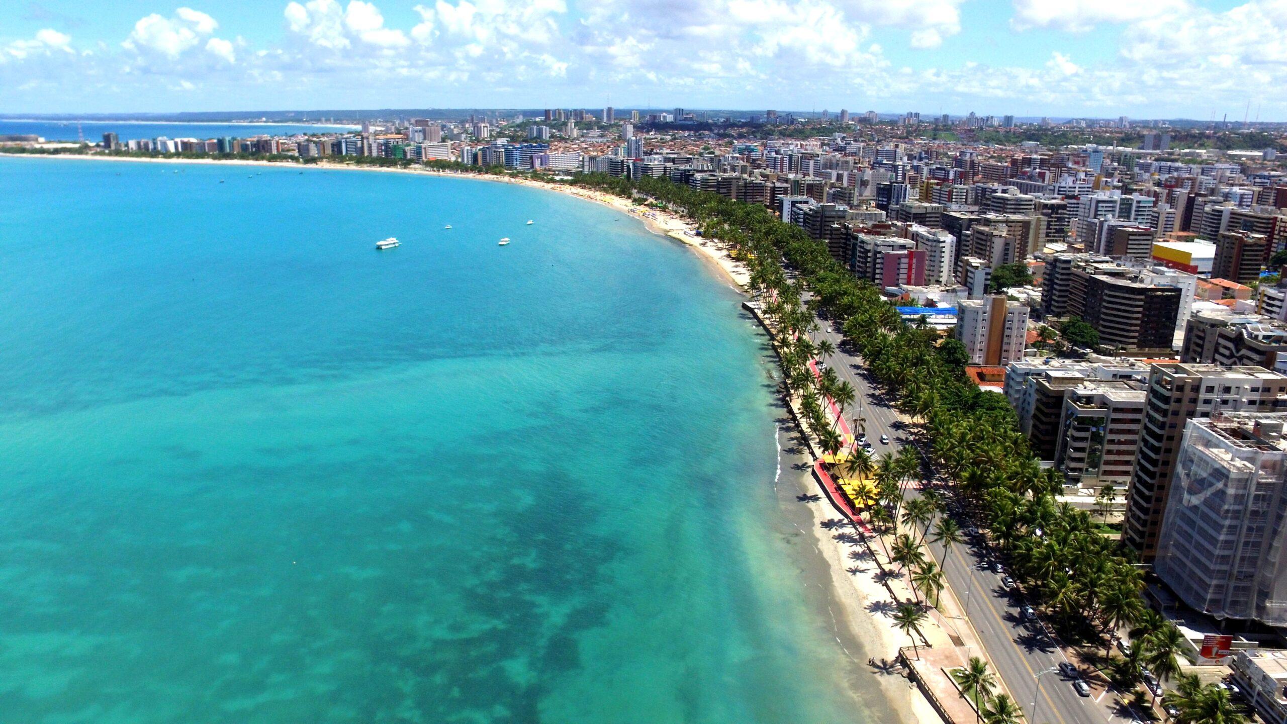 5 Motivos para conhecer Maceió, o Caribe brasileiro