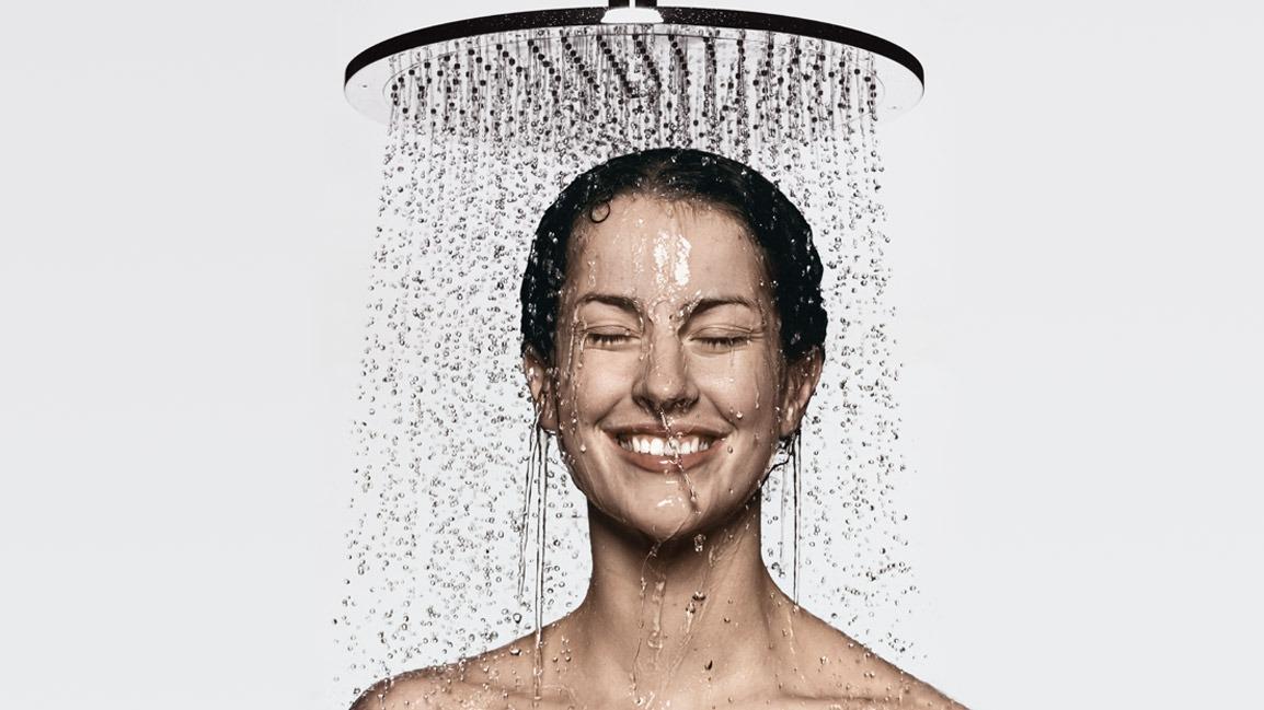 Evite ficar muito tempo no chuveiro