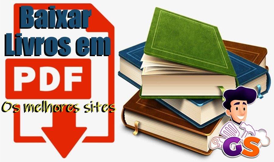 Baixar livros em PDF: Os melhores sites para download