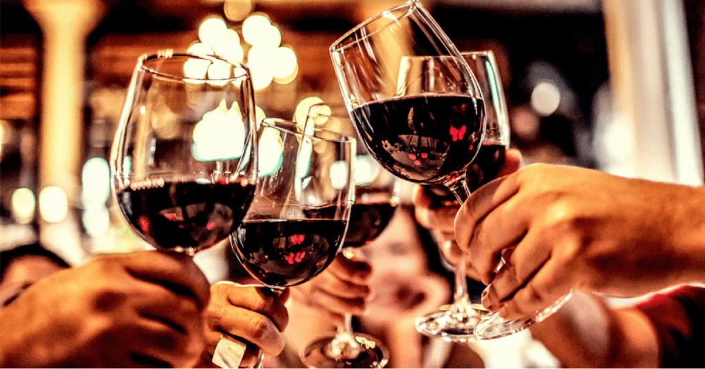 Quais as diferenças entre os tipos de vinhos?