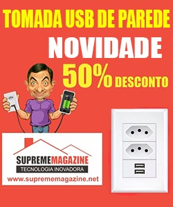 Tomadas Supreme