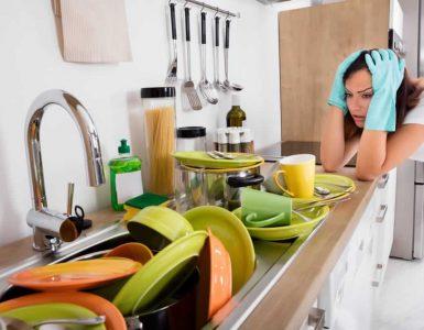 Confira 6 dicas para te ajudar a limpar a cozinha