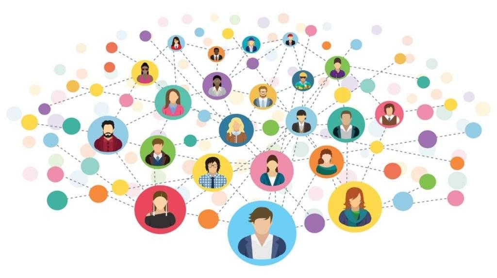 Eventos nas redes sociais