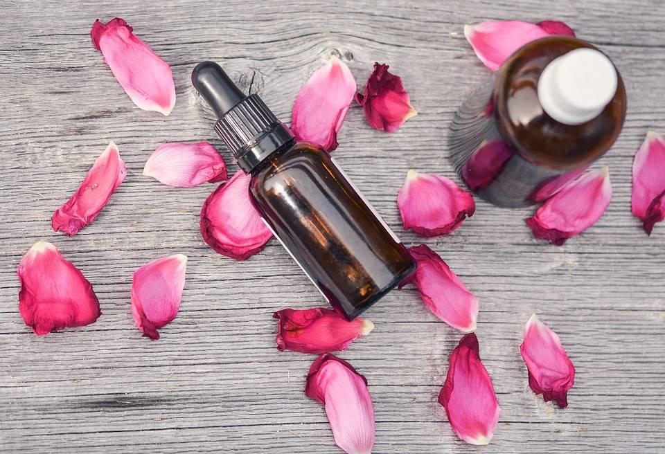 O óleo essencial é responsável pelo aroma do aromatizador