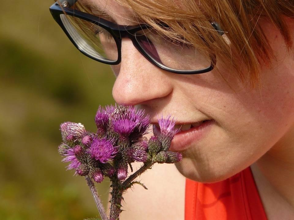 Muitas mulheres se apaixonam por essência floral