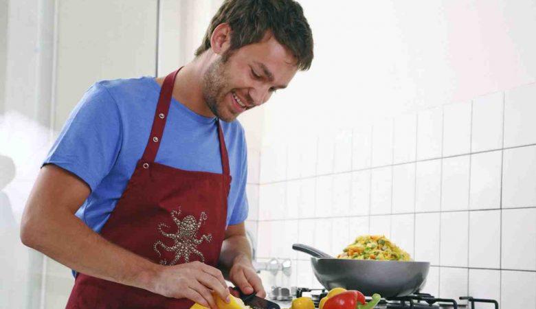 Aprendendo como cozinhar