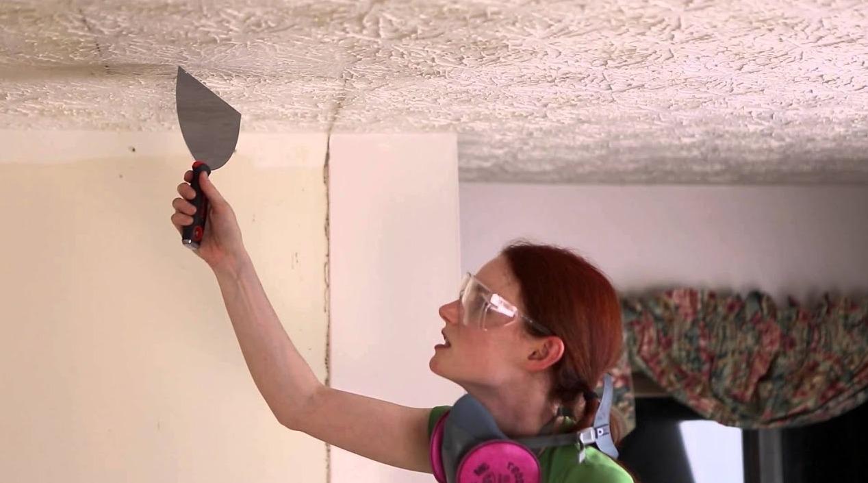 Aprenda como remover textura e deixar a parede lisa novamente