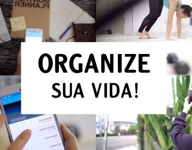 Organizar tarefas e horários