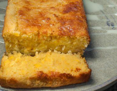 Receita bolo de milho de liquidificador que parece pamonha