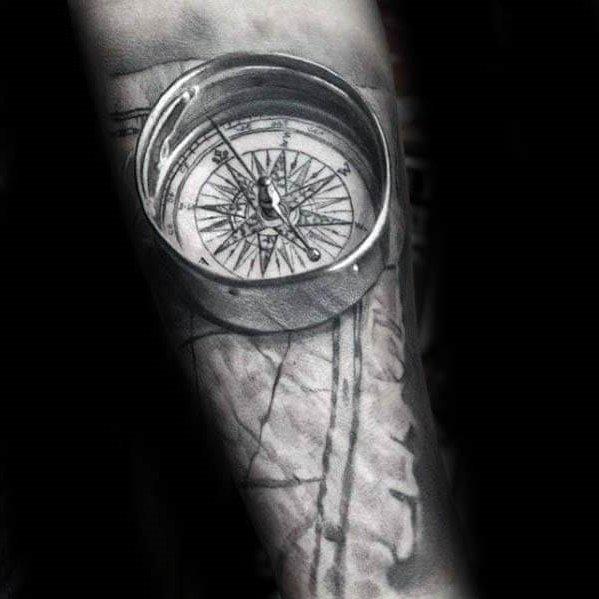 Tatuagem no Braço (+80 FOTOS) As Melhores Para Você Escolher 11