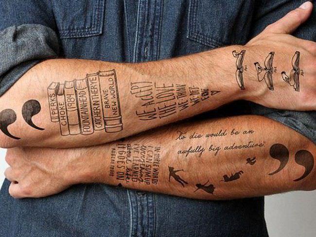 Tatuagem no Braço (+80 FOTOS) As Melhores Para Você Escolher 12