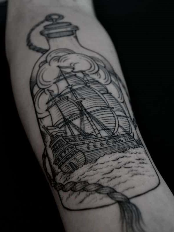 Tatuagem no Braço (+80 FOTOS) As Melhores Para Você Escolher 14