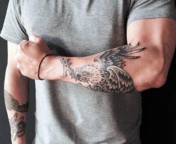 Tatuagem no Braço (+80 FOTOS) As Melhores Para Você Escolher 17