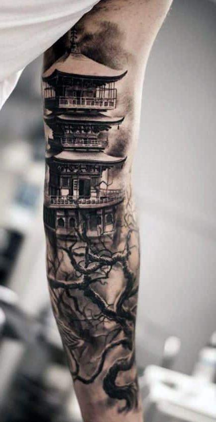 Tatuagem no Braço (+80 FOTOS) As Melhores Para Você Escolher 18