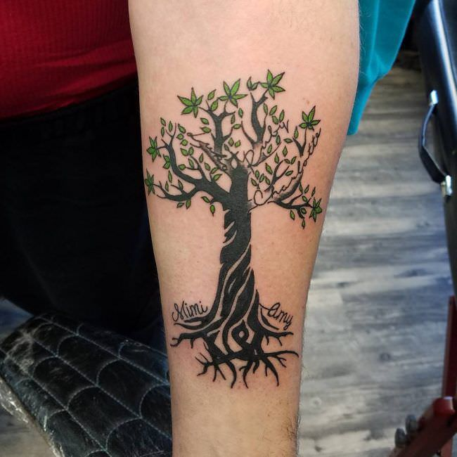 Tatuagem no Braço (+80 FOTOS) As Melhores Para Você Escolher 19