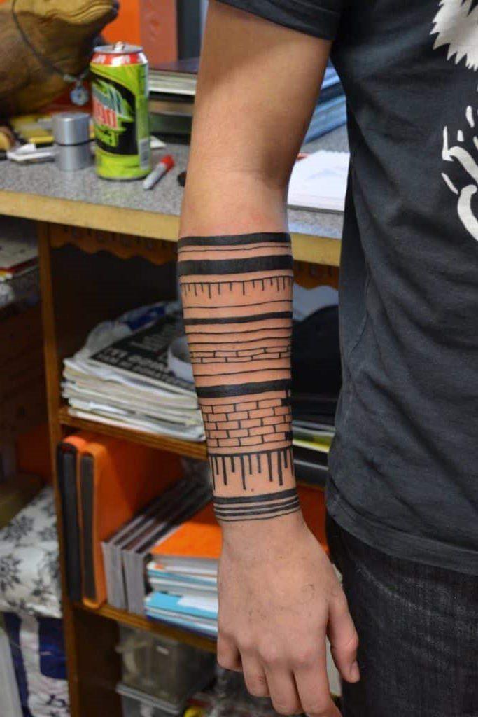 Tatuagem no Braço (+80 FOTOS) As Melhores Para Você Escolher 20