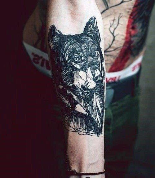 Tatuagem no Braço (+80 FOTOS) As Melhores Para Você Escolher 21