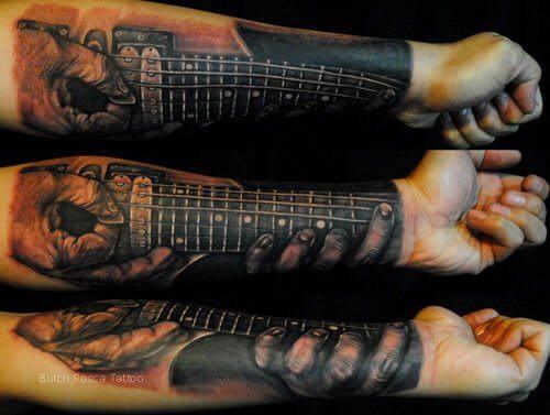 Tatuagem no Braço (+80 FOTOS) As Melhores Para Você Escolher 24