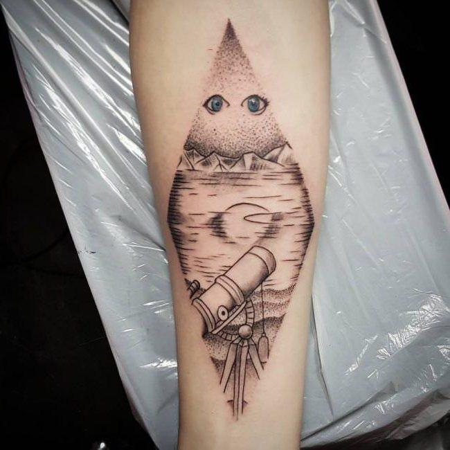 Tatuagem no Braço (+80 FOTOS) As Melhores Para Você Escolher 27