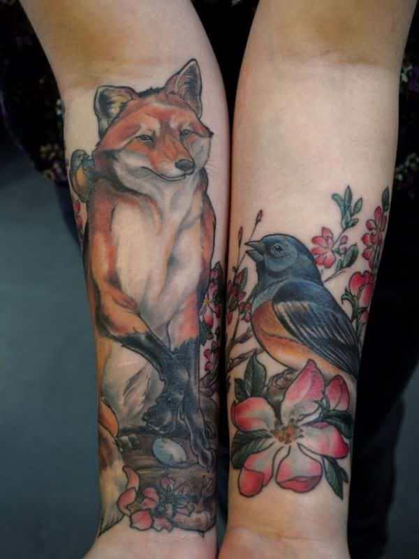 Tatuagem no Braço (+80 FOTOS) As Melhores Para Você Escolher 34