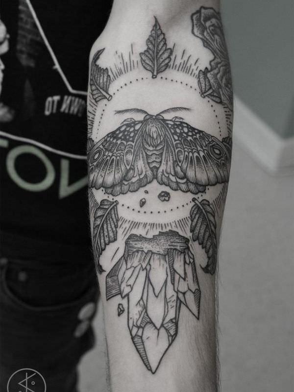 Tatuagem no Braço (+80 FOTOS) As Melhores Para Você Escolher 38