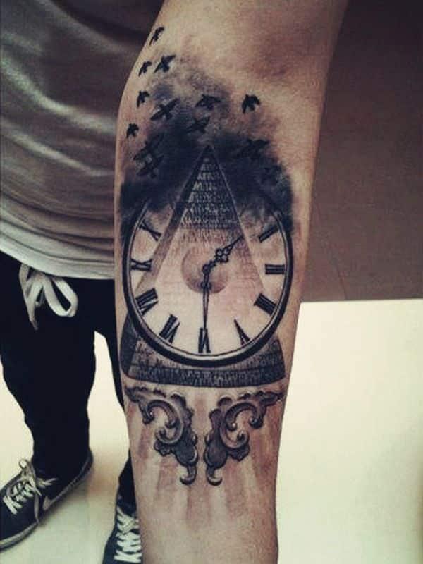 Tatuagem no Braço (+80 FOTOS) As Melhores Para Você Escolher 42