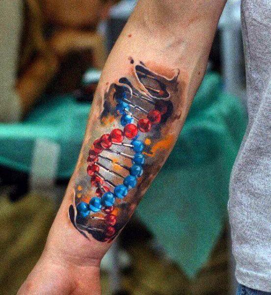 Tatuagem no Braço (+80 FOTOS) As Melhores Para Você Escolher 43