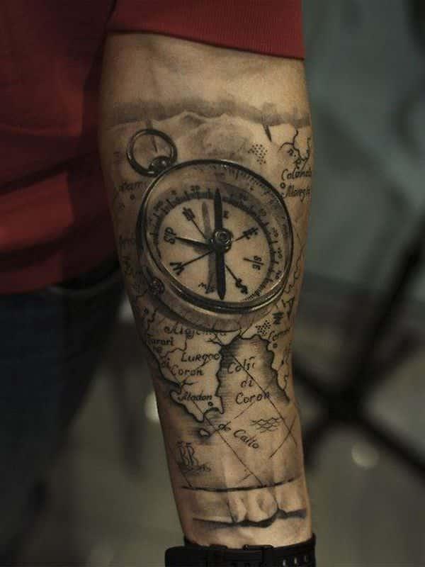 Tatuagem no Braço (+80 FOTOS) As Melhores Para Você Escolher 44